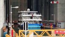 Enlerin Ülkesi Çinden Dünyanın En Büyük Gemi Asansörü
