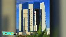 Programa espacial da China lança estação espacial Tiangong-2.