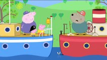 Peppa Pig (Series 3) - Polly's Boat Trip (with subtitles) 7