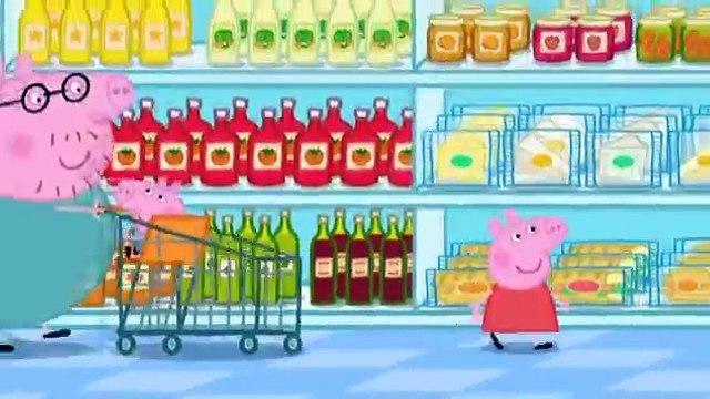 Peppa Pig 粉红猪小妹 s1 41 Shopping【中文版】