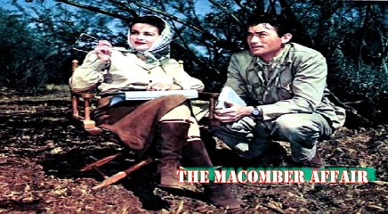 The Macomber Affair Trailer