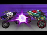 Haunted House Monster Truck - Haunted House Monster Truck | War Continue | Episode 13