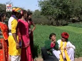 बाजरा का खेत मैं पाड़ो चारे - जपा मैं कहावै राबड़ी ( राजस्थानी )