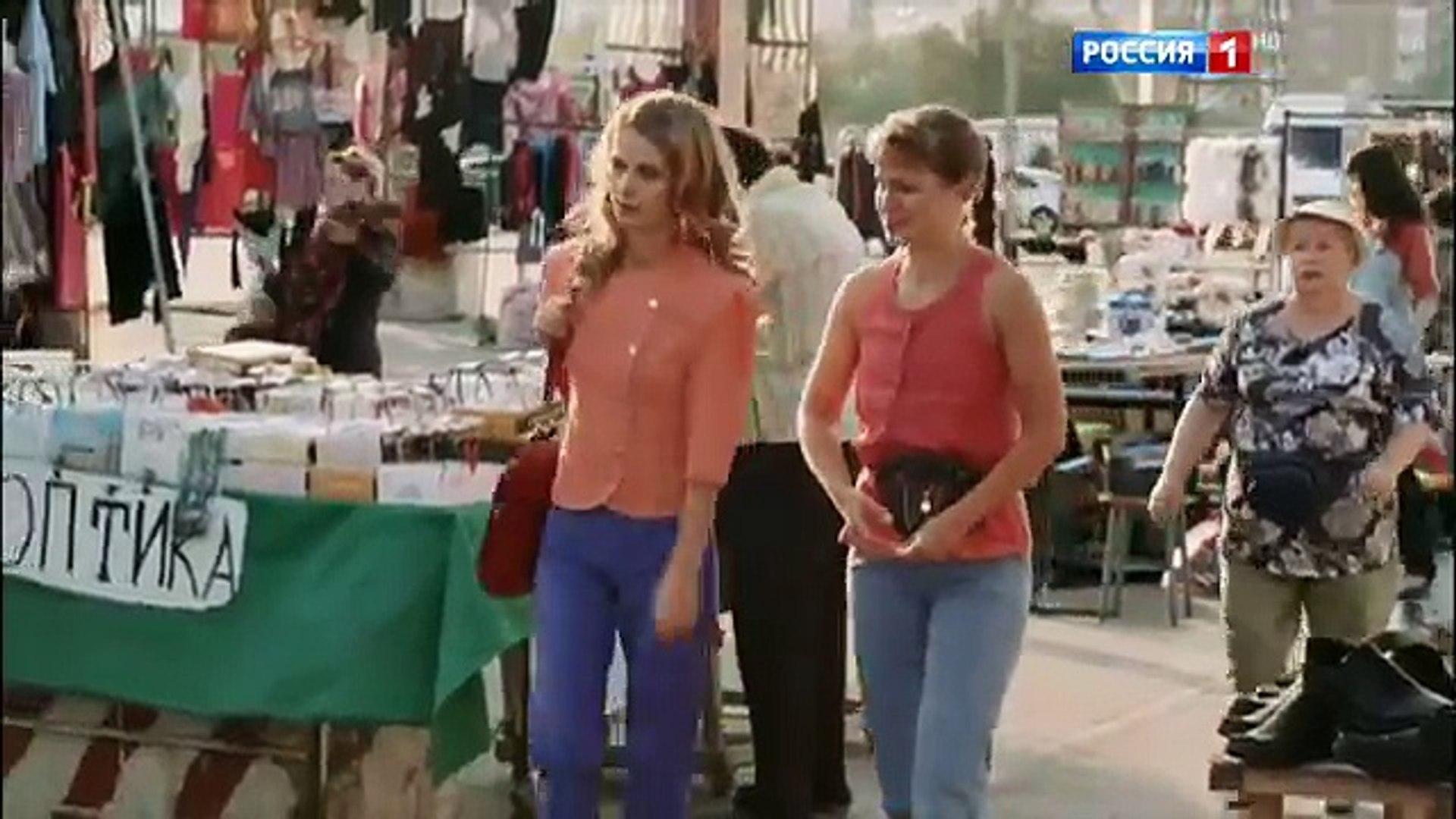 Премьера! Челночницы. Серия 3 (2016) Русские сериалы