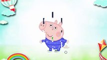 #Peppa Pig em Português Brasil 2016#peppa pig moon #Coloring Pages #Learn Colors #peppa pig home
