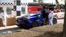 Lexus LFA Wild DRIFT TOP GEAR Exhaust 2016 Compilation