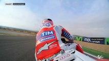 AragonGP - Ducati OnBoard PART 3