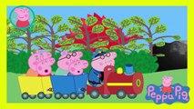 Peppa Pig DINOSAUR CRYING POLICEMAN EPISODES NEW FINGER FAMILY NURSERY PARODY