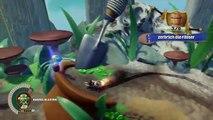 Lets Play Skylanders SuperChargers Part 19: Im farbenfrohen, gegneraffinen Gartenwald