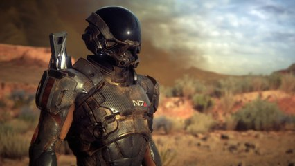 Mass Effect: Andromeda Official Cinematic Trailer [HD]