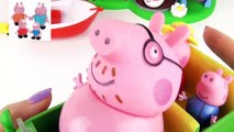 Peppa Pig English Episodes Full Episodes Peppa Pig Rest Time with Daddy Pig and George Pig