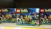 Lego Monster Fighters Vampire Ghost Train Zombie Castle Swamp Creature mummy bride