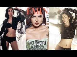 Priyanka Chopra, Pooja Hegde & Nargis Fakhri ROCK The Magazines