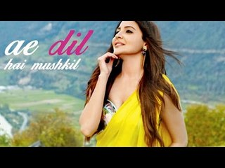Anushka Sharma In Yellow Saree From 'Ae Dil Hai Mushkil' Looks Completely STUNNING