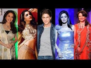 Shahrukh Khan To Romance With Deepika, Sharmila Tagore, Madhuri & Sridevi