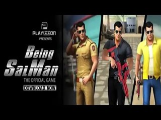 Salman Khan Launches 'Being SalMan' Game | Let's Play