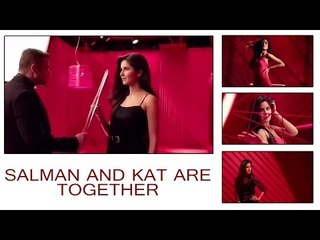 Salman Khan And Katrina Kaif Are Back Together