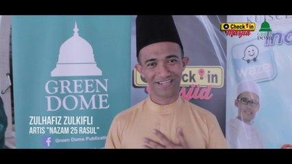 Ustaz Zulhafis - Apa Kata Mereka? Program Check-In Masjid