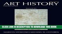 [READ] EBOOK Art History Portable Book 1: Ancient Art (4th Edition) (Art History Portable Edition)