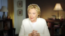 Dernière pub d'Hillary Clinton avant les élections : une mamie ! Elections présidentielles 2016 - Etats Unis