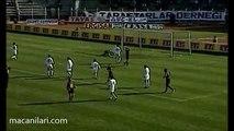 24.11.1996 - 1996-1997 Turkish 1st League Matchday 14 Trabzonspor 1-0 Gençlerbirliği