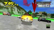 Driving Games; Episode 3 | Crazy Taxi | CRAZY TURNS AND CRAZY SPINS