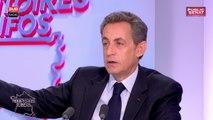 """N. Sarkozy : La règle sur les territoires, 1€ pour la ville, 1€ pour la ruralité"""""""