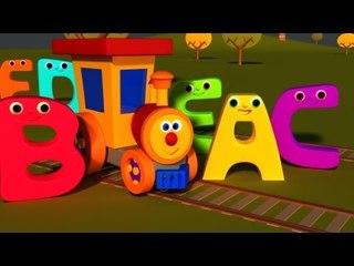 Nursery Rhymes By Kids Baby Club - Ben The Train - Alphas - An Alphabet adventure