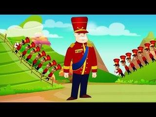 Nursery Rhymes By Kids Baby Club - Grand Old Duke Of York