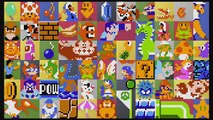 NES Remix Lets Play 1 - Donkey Kong, Super Mario Bros, Excitebike, And More