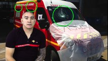 Reportage vidéo Sapeurs-Pompiers : Agression de sapeurs pompiers / Les SP oubliés du pacte de sécurité (3eme édition)