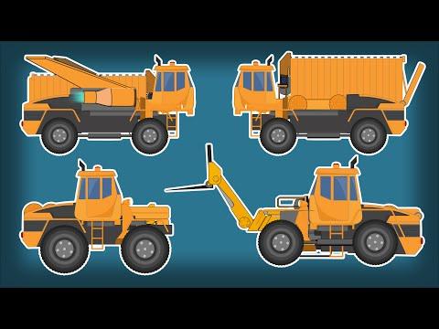 Transformer   Forklift   Air Truck   Trucks   Delivery Truck