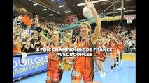 Légendes du Basket français : Cathy Melain
