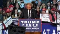 Clinton parte favorita ante un Trump con opciones