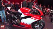 Ducati 1299 Superleggera 2017 [SALON DE MILAN 2016] : Rouge de rage (prix, moteur, performances)