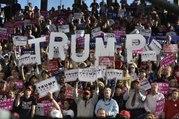 Etats-Unis: ultimes meetings aux antipodes pour Clinton et Trump
