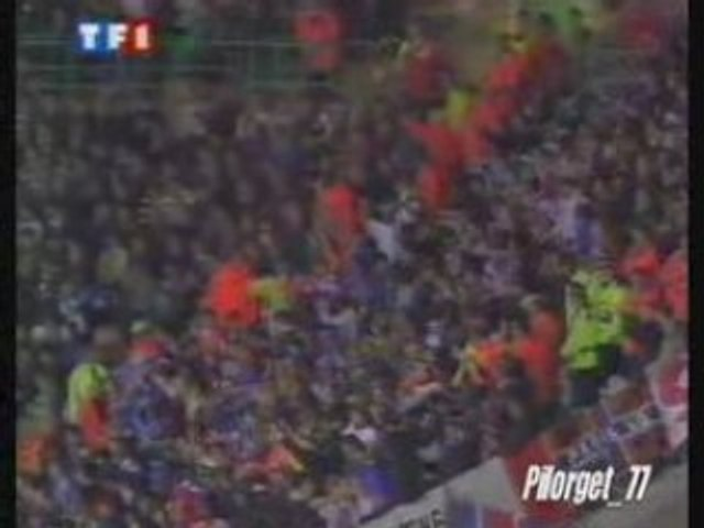CELTIC-PSG 95-96, les 3 buts du PSG
