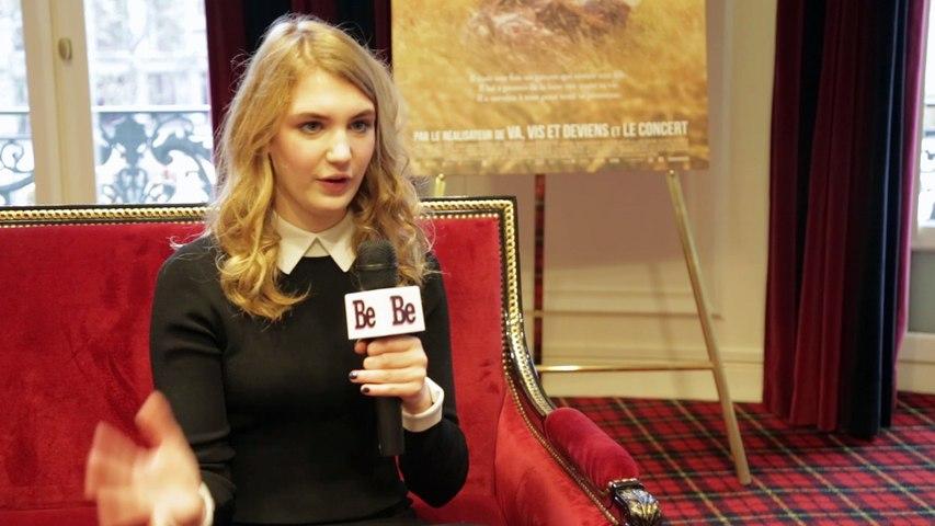 Sophie Nélisse : de La Voleuse de Livres à L'histoire de l'amour, interview