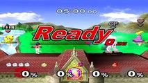 Super Smash Bros. Melee - Classic Mode - Part 5 [Jigglypuff]