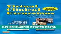 [PDF] Epub Virtual Clinical Excursions 3.0 for Fundamental Concepts and Skills for Nursing, 4e
