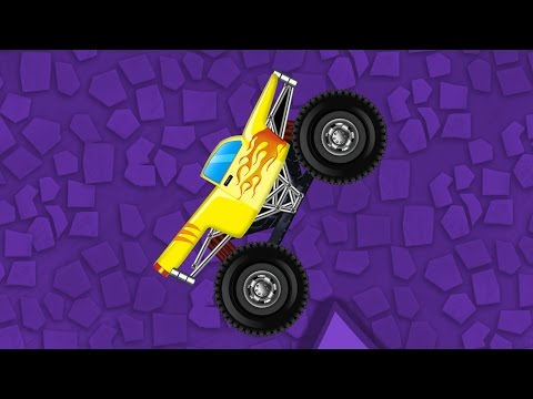 Monster Trucks | Cars And Trucks For Kids