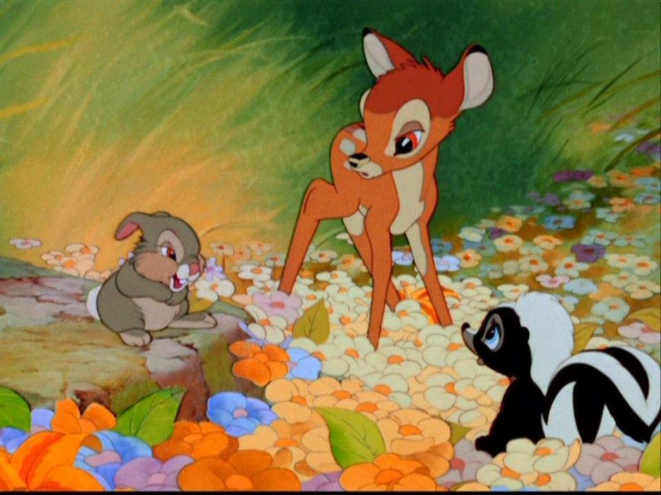 Bambi in italiano disney 1942 video dailymotion