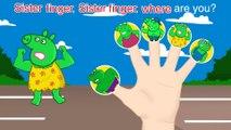 Peppa Pig Super Heroes Finger Family - Nursery Rhymes Lyrics and More_7