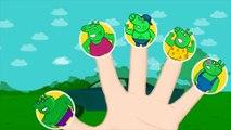 Peppa Pig Super Heroes Finger Family - Nursery Rhymes Lyrics and More_24