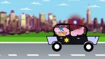 Peppa Pig Super Heroes Finger Family - Nursery Rhymes Lyrics and More_32