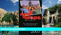 Books to Read  Party Europe 2005: The Supplemental Guide to Fun and Social Travel (Now This Is