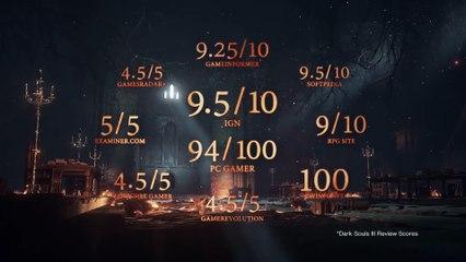 Dark Souls 3 Ashes of Ariandel DLC Final Trailer  de Dark Souls 3