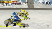 Offroad Bandits Snow Bike - SnowMobile Racing Game