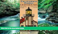Books to Read  California   Hawaii Lighthouses Illustrated Map   Guide  Full Ebooks Best Seller