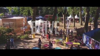 Brive Festival vu de drone - Corrèze